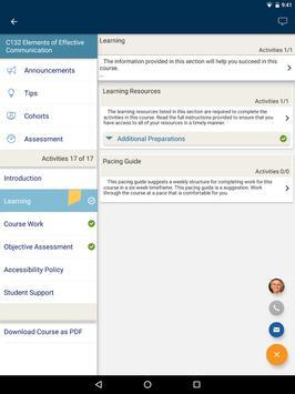 myWGU Mobile syot layar 10