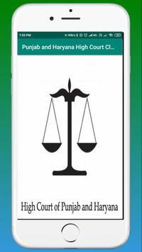 Punjab & Haryana High  Court Clerk Papers poster