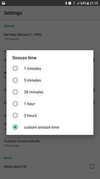 Minute Timer screenshot 5
