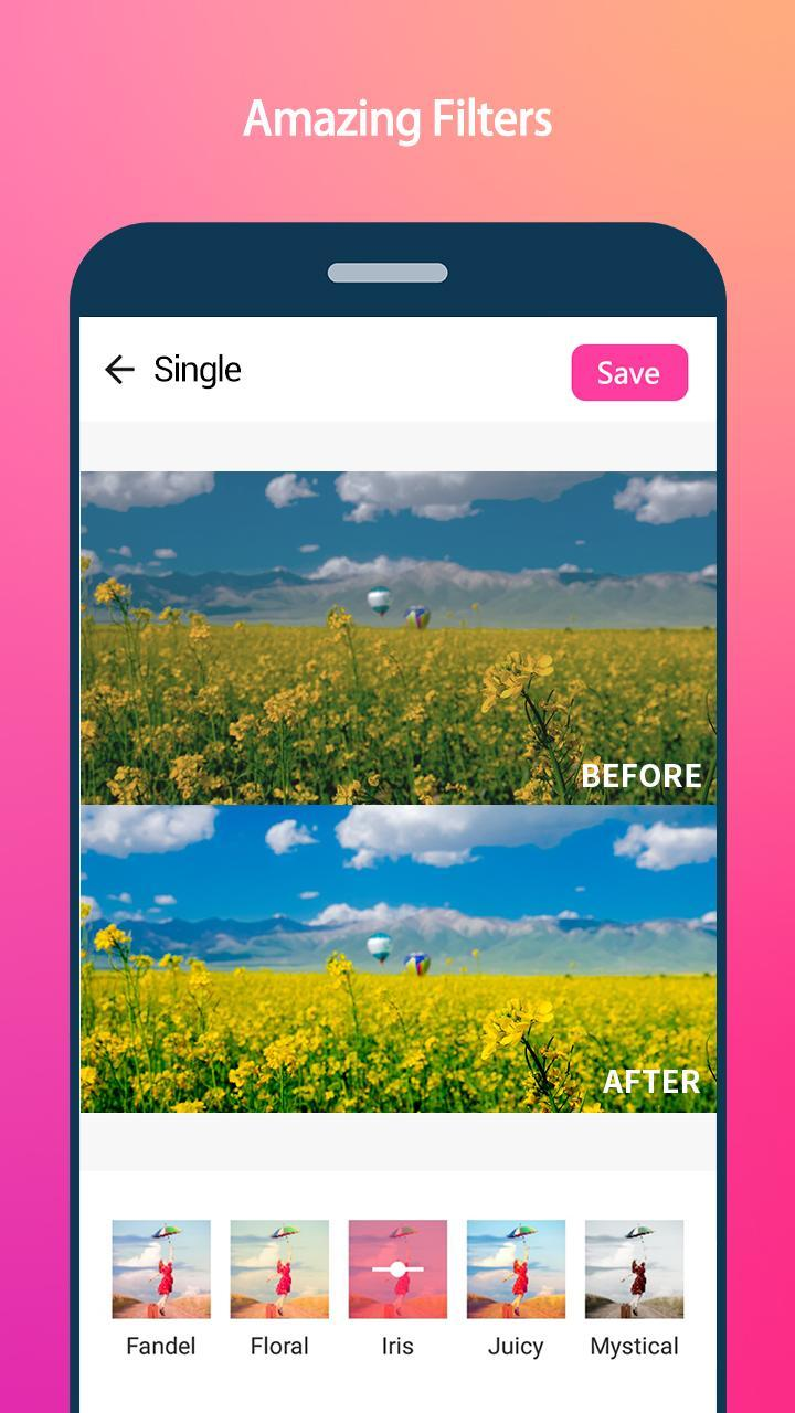 Magic Collage Maker- Photo Grid, Photo Editor for Android - APK Download
