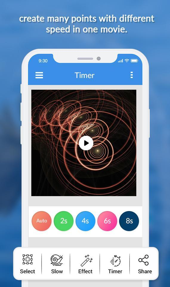 Slow Motion Video Editor – Slow Motion Camera App for