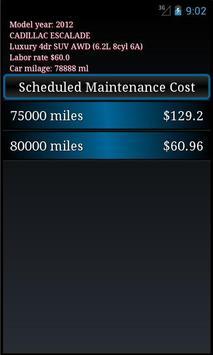 Car Maintenance Cost screenshot 5