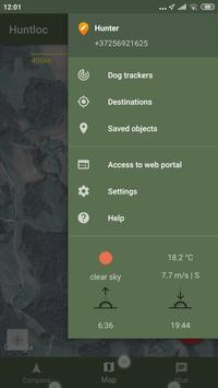 Huntloc screenshot 4