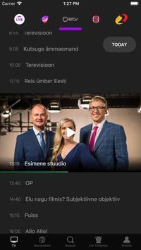 Telia TV screenshot 1