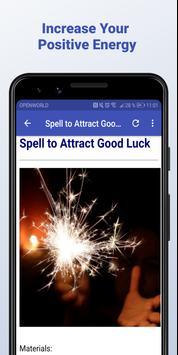 Effective Magic Spells screenshot 2