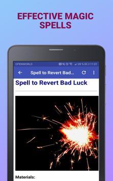 Effective Magic Spells screenshot 4