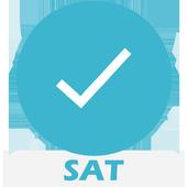 SAT Math Test & Practice 2020 ícone