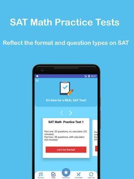 SAT Math Test & Practice 2020 imagem de tela 4