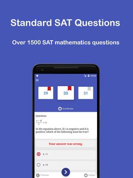 SAT Math Test & Practice 2020 imagem de tela 6