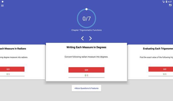 SAT Math Test & Practice 2020 imagem de tela 9