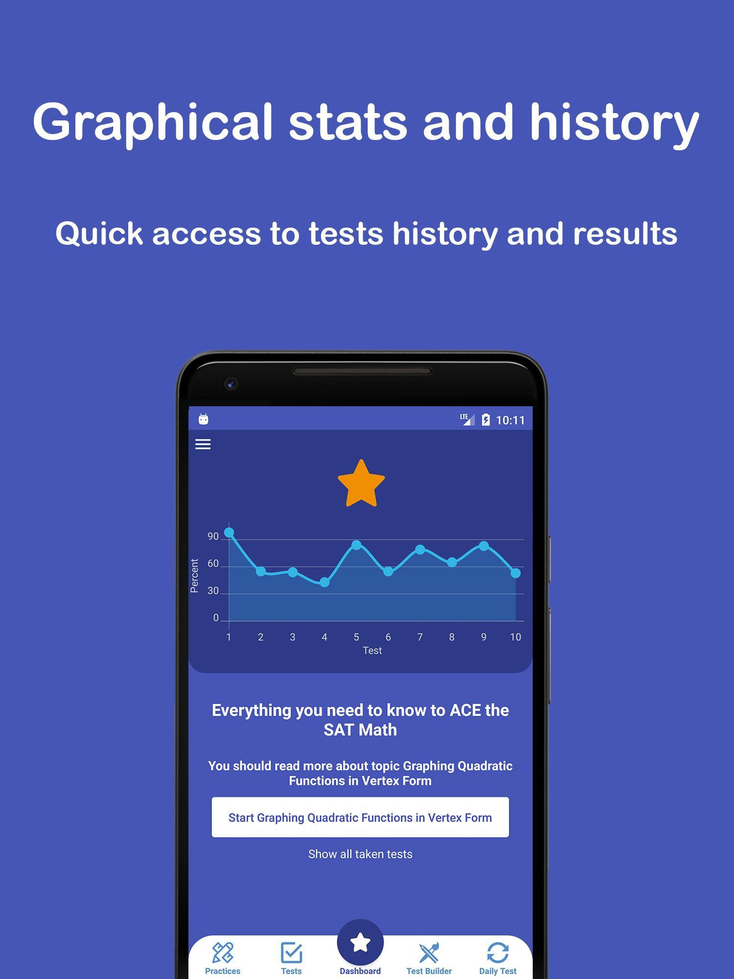 SAT Math Test & Practice 2018 - 2019 for Android - APK Download