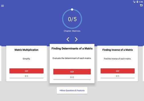 SAT Math Test & Practice 2020 imagem de tela 13
