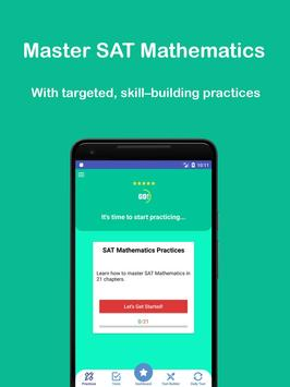 SAT Math Test & Practice 2020 imagem de tela 2