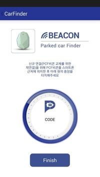 ParkedCarFinder screenshot 1