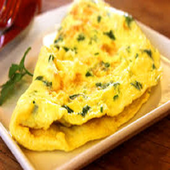 Egg Omelet Curry Recipes icon