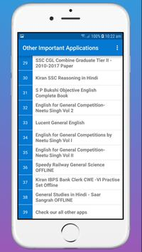Indian Railways Samanya Gyan Book for RRB Exams for Android