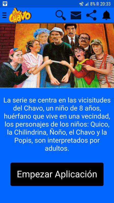 ... El Chavo 8 Videos Completos screenshot 4 ...