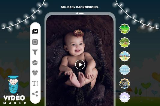 Baby Video Maker poster