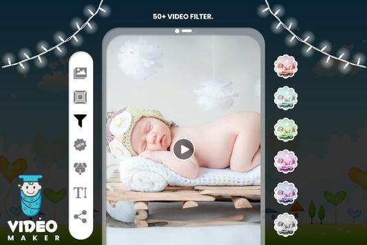 Baby Video Maker screenshot 2