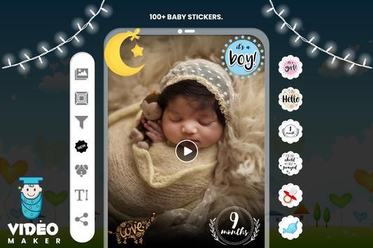 Baby Video Maker screenshot 3