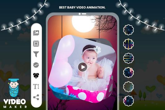 Baby Video Maker screenshot 4