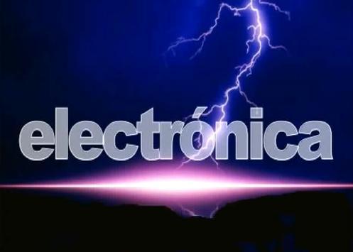 Electronic Music, Free Music poster