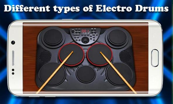 Electro Music Drum Pads screenshot 2