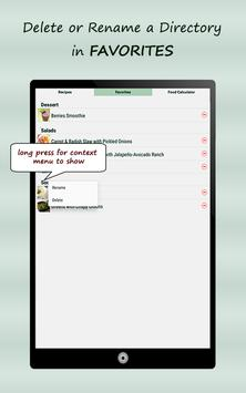 Recipes for Weight-Loss and Diet screenshot 14