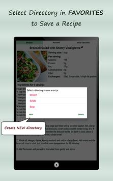 Recipes for Weight-Loss and Diet screenshot 11