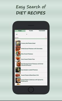Recipes for Weight-Loss and Diet screenshot 1