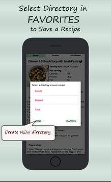Recipes for Weight-Loss and Diet screenshot 3