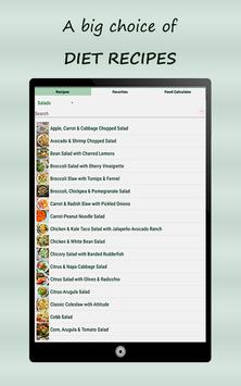 Recipes for Weight-Loss and Diet screenshot 8