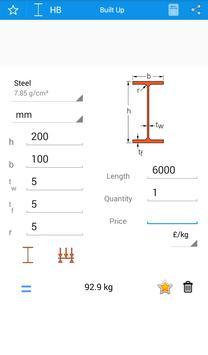 Metal Calculator - Steelyard screenshot 3