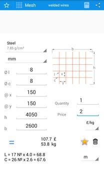 Metal Calculator - Steelyard screenshot 4