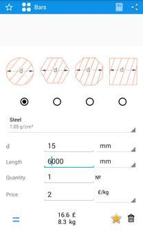 Metal Calculator - Steelyard screenshot 7