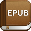 EPUB Reader for all books you love-icoon