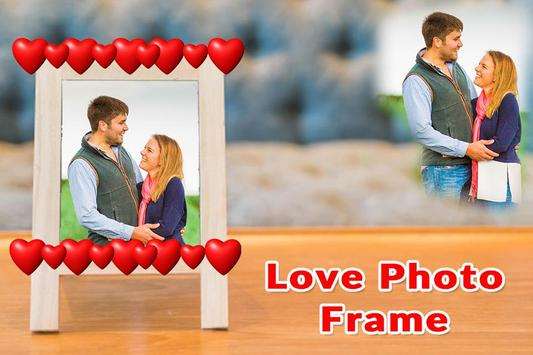 Valentine Day Photo Frame - Love Photo Frames screenshot 2