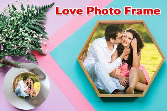 Valentine Day Photo Frame - Love Photo Frames screenshot 4