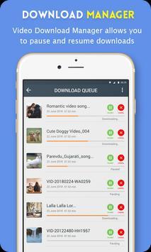 All Video Downloader 2019 : Video Downloader App screenshot 4