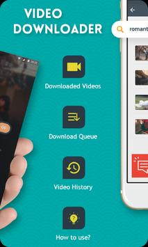 All Video Downloader 2019 : Video Downloader App screenshot 1