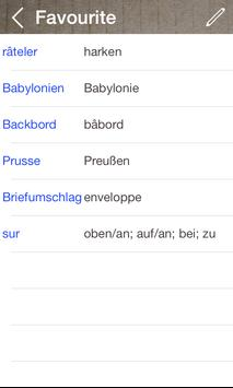 German French Dictionary & Translator Free screenshot 3