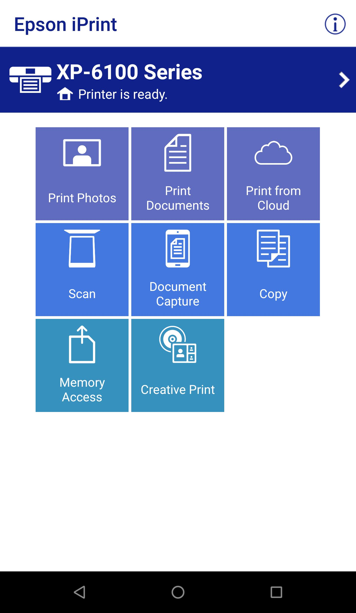 Epson iPrint for Android - APK Download