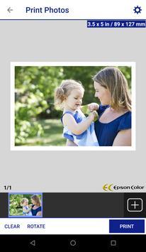 1 Schermata Epson iPrint