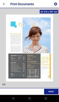 2 Schermata Epson iPrint