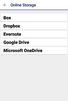 Epson iPrint screenshot 3