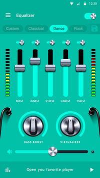Эквалайзер - усилитель басов и усилитель громкости скриншот 6