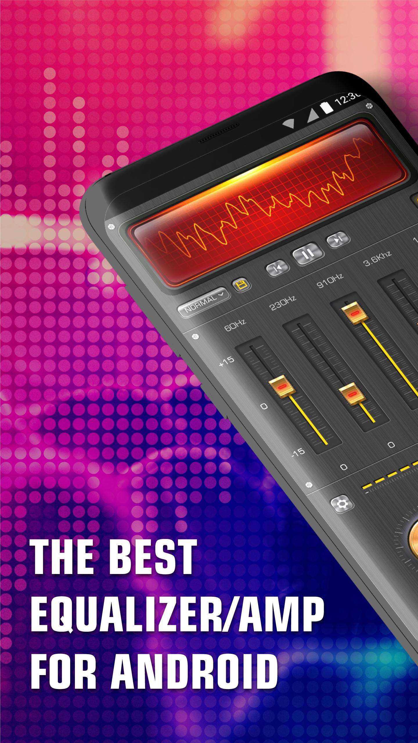 Music Equalizer: Bass Booster AMP & Volume for Android - APK