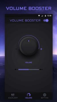 Music Bass Equalizer Booster & Volume Up screenshot 1