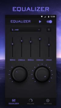 Music Bass Equalizer Booster & Volume Up スクリーンショット 2