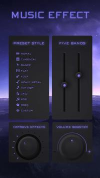 Music Bass Equalizer Booster & Volume Up スクリーンショット 3